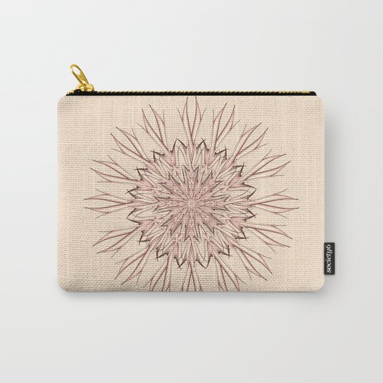 Mandala pastel Carry-All Pouch