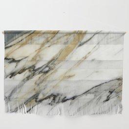 Carrara Marble Wall Hanging