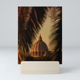 Rome , City of art Mini Art Print