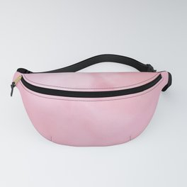 Rose Pink Marble texture Fanny Pack
