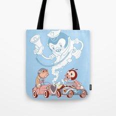 CrashBoomBang Tote Bag