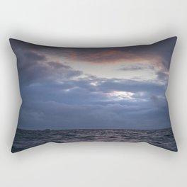 Sunset Over Skye Rectangular Pillow