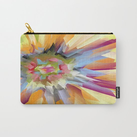 Spring Flower 2 Carry-All Pouch