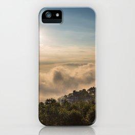 Nagarkot iPhone Case