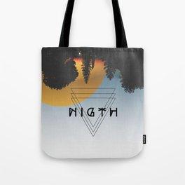 Night lovers Tote Bag