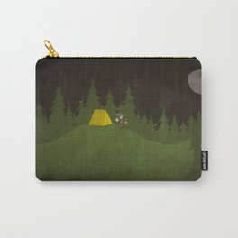 Camping Scene Carry-All Pouch
