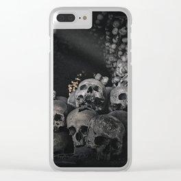 Kutna Hora near Prague Clear iPhone Case