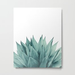 Agave Vibes #8 #tropical #decor #art #society6 Metal Print