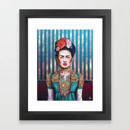 """""""Frida"""" Framed Art Print"""