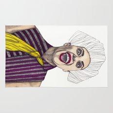 Fashion Illustration - Patterns and Prints - Part 1 Rug