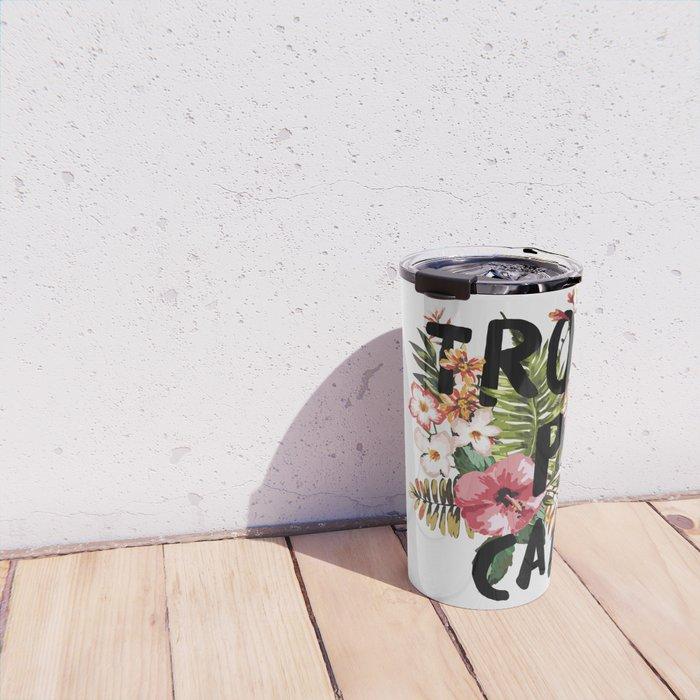 Tropical I Travel Mug