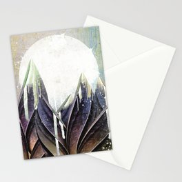 My magical beans garden Stationery Cards