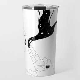Magic gun trick Travel Mug