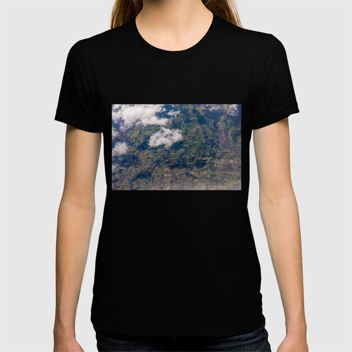 From the sky T-shirt