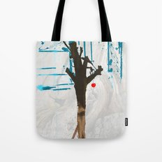 Winter Fruit HaiKu Tote Bag