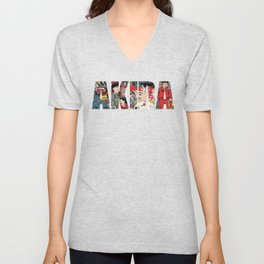 Neo-Tokyo Is About To Explode Unisex V-Neck