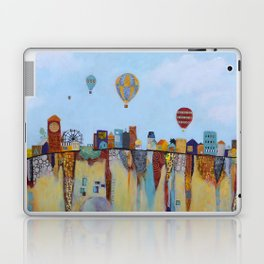 """Over and Under"" Laptop & iPad Skin"