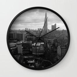 London #7 Wall Clock