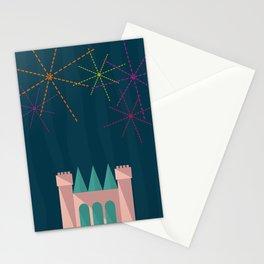 Princess Castle   Disney inspired Stationery Cards