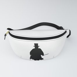Jack the Ripper Silhouette Fanny Pack