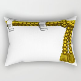 Cordao_Graduado Rectangular Pillow