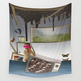 atmosphere · RahmenHandlung 171 2 Wall Tapestry