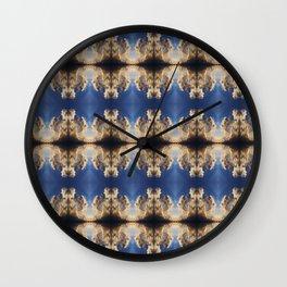 CloudyOcean Wall Clock