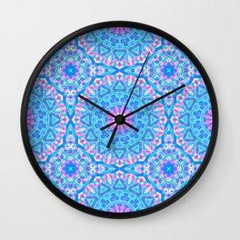 Rhinestone Eyes Wall Clock