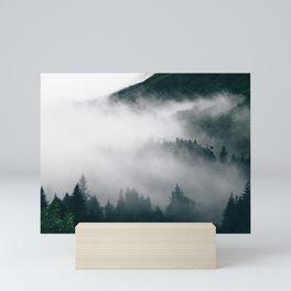 Forest Fog XVIII Mini Art Print
