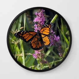 Monarch Splendor Wall Clock