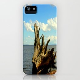 Metung ~ Lake King iPhone Case
