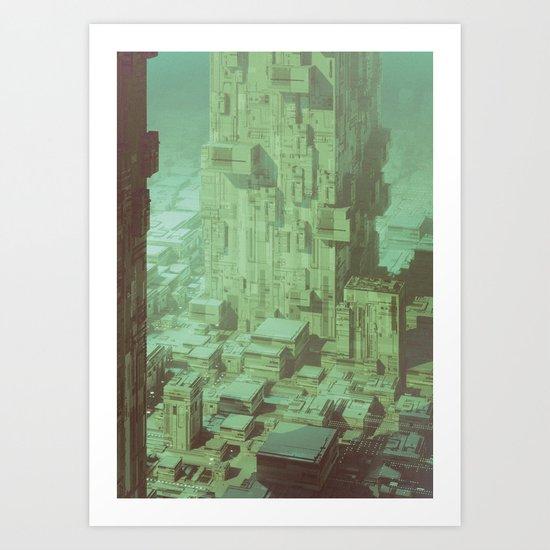 FLEXXX Art Print