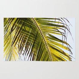 Pretty Palm Rug