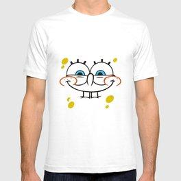 Spongebob Naughty Face T-shirt