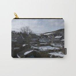 Snowy Züschen Carry-All Pouch