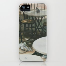 In the Absence of A Dream iPhone Case