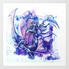 DARK CRYSTAL - SKEKSIS Art Print