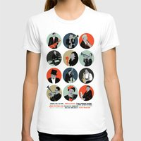 jazz T-shirts featuring Jazz  by Prelude Posters