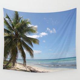 Isla Saona Caribbean Paradise Beach Wall Tapestry