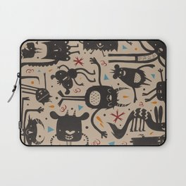 Topsy Turvy - Light Laptop Sleeve