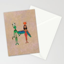 Isis and Osiris Stationery Cards