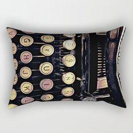 backspace Rectangular Pillow
