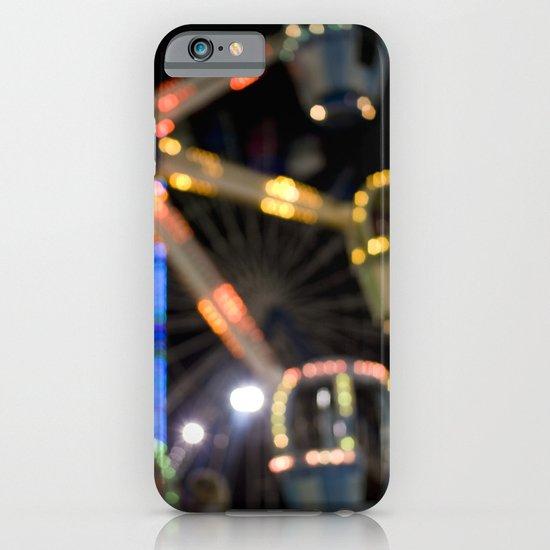 Seaside Boardwalk Lights iPhone & iPod Case