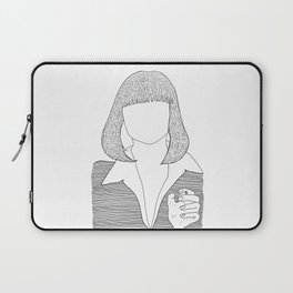 Pulp Fiction - Mia Wallace Laptop Sleeve