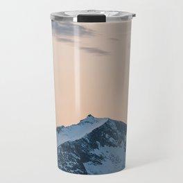 My Dear Friend Moon - Landscape and Nature Photography Travel Mug