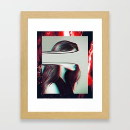 Kamro Framed Art Print
