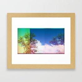 TreeTitle Framed Art Print