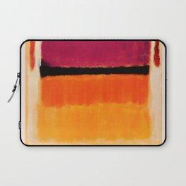Mark Rothko Exhibition poster 1979 Laptop Sleeve