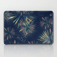 fireworks iPad Cases featuring Fireworks! by LLL Creations