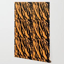 Tiger Print Wallpaper